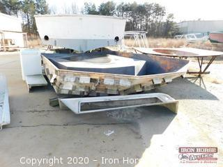 Hull Mold for 45' to 46' Hatteras