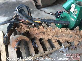 "Toro TXL 2000 48"" Trencher Attachment"