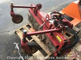 "Toro TXL 2000 72"" Power Rake Attachment"