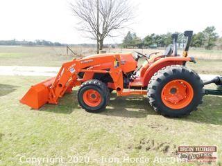 2018 Kubota Tractor