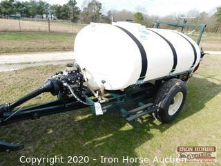 2017 H &H Farm Machine Sprayer
