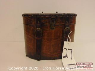 Decorative Leather Box