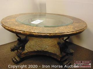 Round Decorative Table