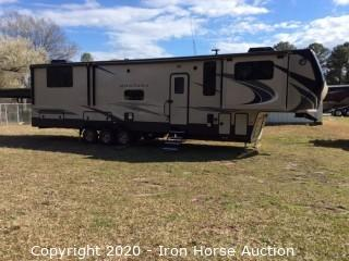 2018 Montana High Country 380TH 5th Wheel Toy Hauler