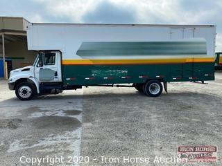 2005 International 4300 DT466 Box Truck