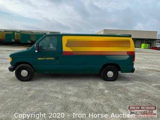 1999 Ford Econoline 150 Van