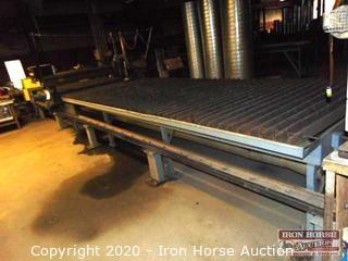 MG 6x20 Plasma Cutting Table