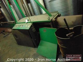 Spiro 12' Ovalizer Machine
