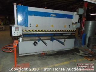 Barcorp 12' Press Brake