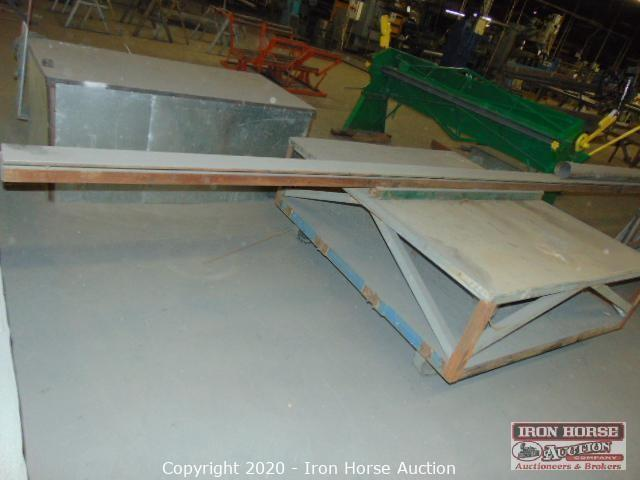 Day 1- Business Liquidation of Monroe Metal Manufacturing Inc.