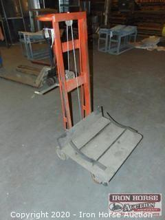 Duct Jack Hand Truck