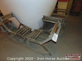 (2) Roller Bed (2XMONEY)