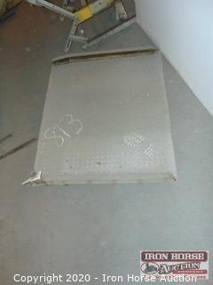 Aluminum Dock Plate 48x42