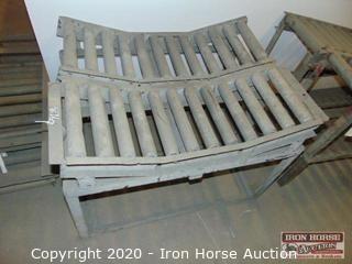 """(2) 35"""" Roller Bed (2XMONEY)"""