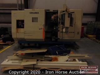Okuma Impact LU25-M CNC Machine