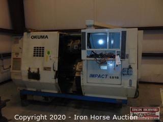Okuma Impact LU15 CNC Machine