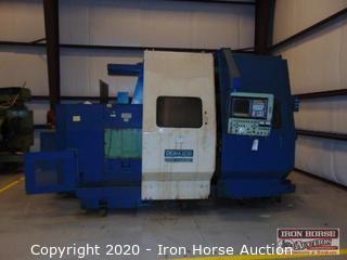Okuma LC-50 CNC Machine 4-Axix Simulturn