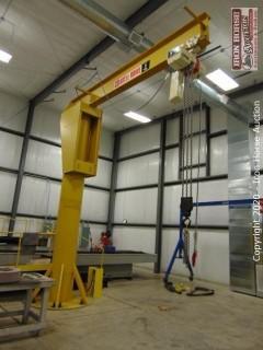 Able Howe 5 Ton Jib Crane