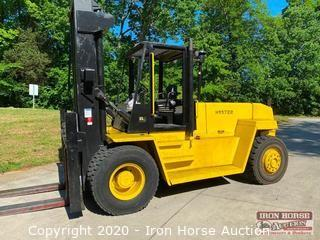 Hyster H360XL 36,000LB Capacity Diesel Forklift