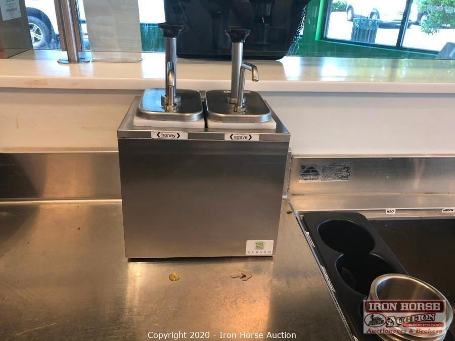 Restaurant Equipment and Furniture Auction
