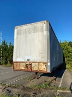 45' Storage Trailer