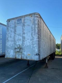 40' Storage Trailer