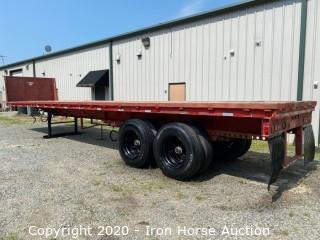 1985 Ferree 40' Expandable Flatbed