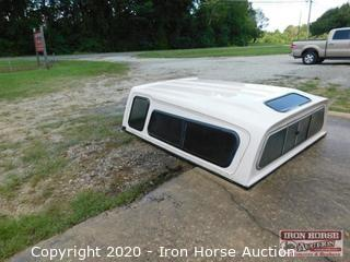 Camper Shell for Long Bed Pickup