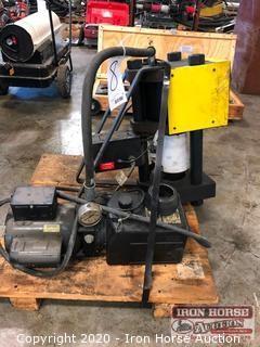 Eaton - Weatherhead Hydraulic Hose Crimping Machine