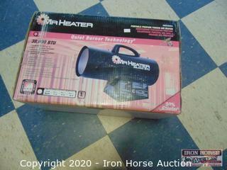 Mr. Heater 38,000 BTU  Propane Heater
