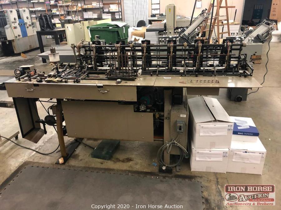 Print Shop Auction