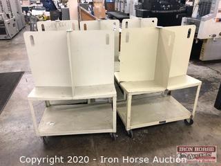 (5) Paper Carts