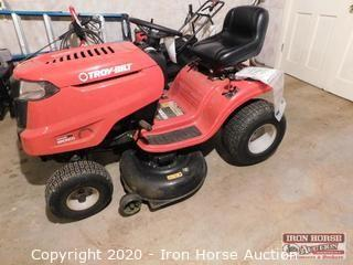 "Troy Bilt Automatic Bronco 17 HP 42"" Cut Riding Mower"