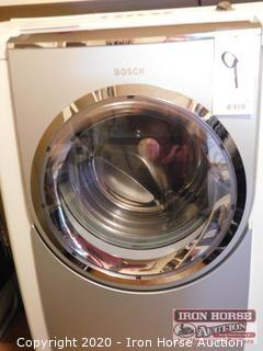 Bosch Front Load Washer Machine