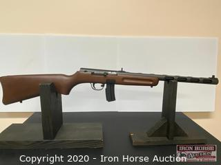 Mitchell's Mausers PPSH 41 Semi Auto .22 LR