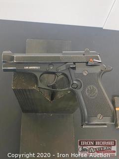 Beretta 85F .380 ACP