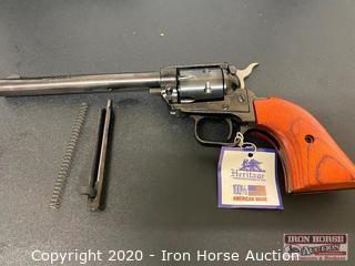"Heritage Rough Rider .22 Revolver Single Action 6.5"" Barrel"