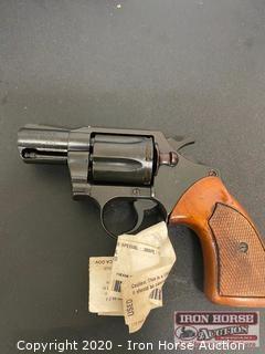 """Colt Detective Special .38 2"""" Barrel"""