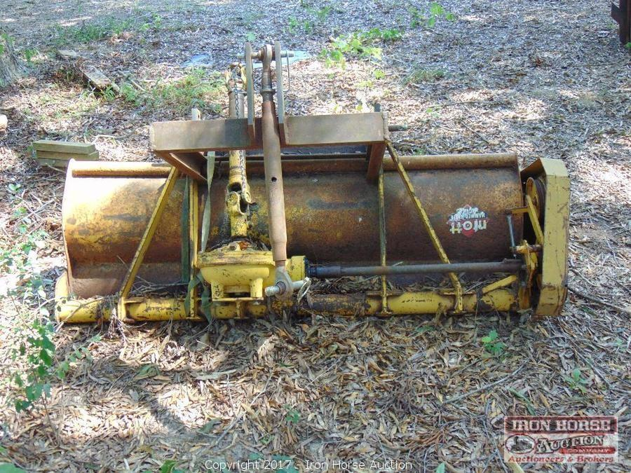 Iron Horse Auction - Auction: Van, Tractor, Woodworking Equipment
