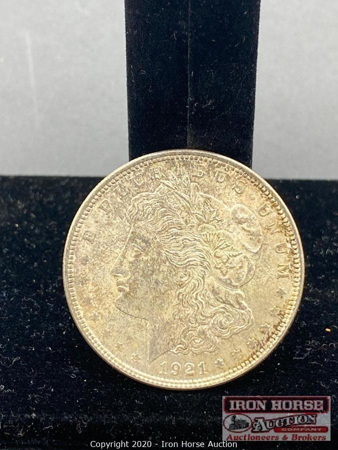 October Coin Auction