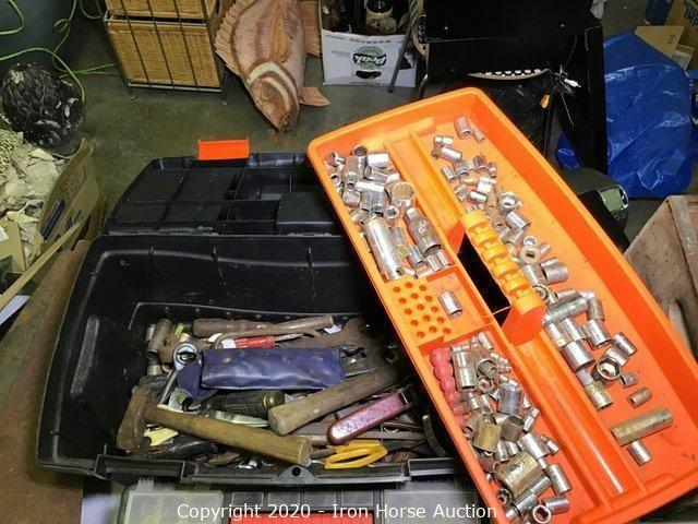 Tools, Furniture, Appliances, Antiques and Much More