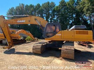 Case CX460 Excavator