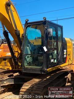 CAT 316FL Excavator