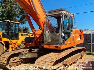 Doosan DX300LX Excavator