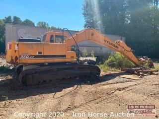 Hyundai Robex 250LX-7 Excavator