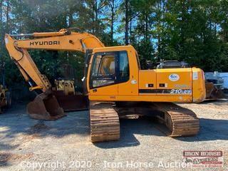 Hyundai Robex 210LC-7 Excavator