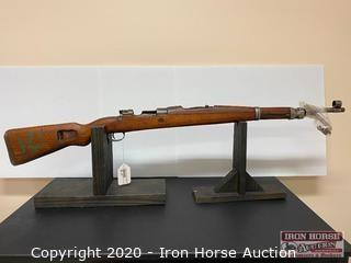 Yugoslavian Model M48 Bolt Action 8mm