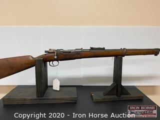 Ovideo Spanish Mauser M 1916 Bolt Action 7.62x55