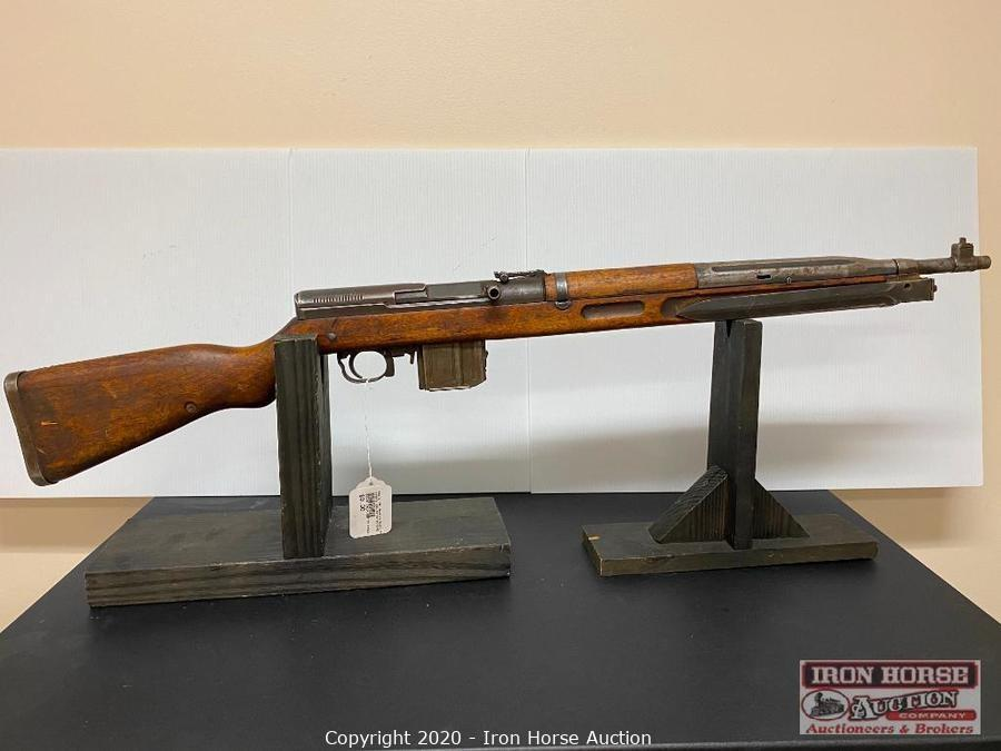 National Firearms Dealer Inventory Reduction Auction Session 2