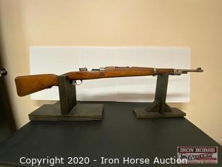 Yugoslavian Model M24.47 Bolt Action 8mm